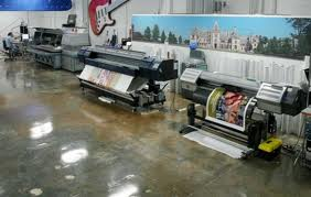 We use state of the art industry leading Roland printers.