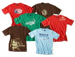 We offer every available color T-shirt